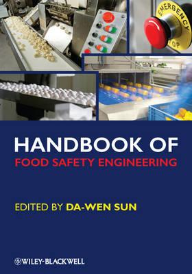 Handbook of Food Safety Engineering (Hardback)