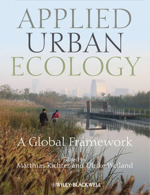 Applied Urban Ecology - a Global Framework (Paperback)