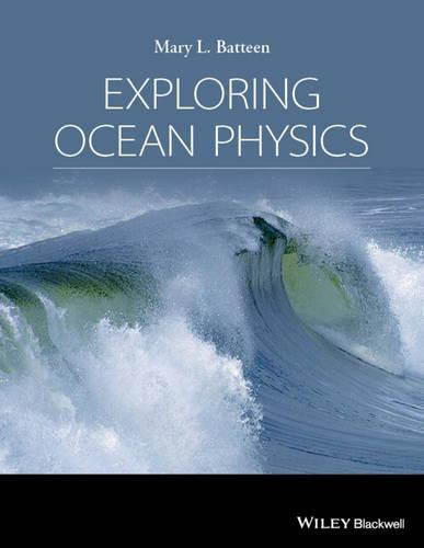 Exploring Ocean Physics - Wiley Works (Hardback)