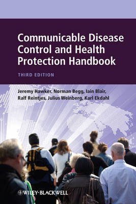 Communicable Disease Control and Health Protection Handbook (Paperback)