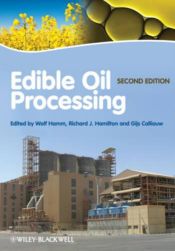 Edible Oil Processing (Hardback)