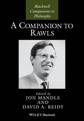A Companion to Rawls - Blackwell Companions to Philosophy (Hardback)