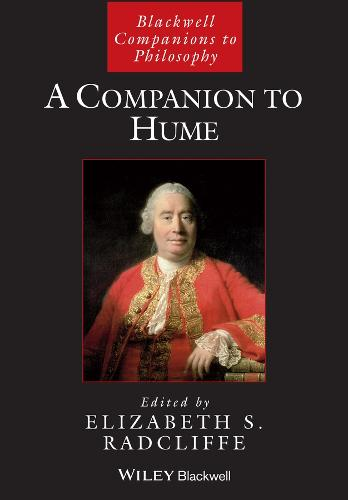 A Companion to Hume - Blackwell Companions to Philosophy (Paperback)