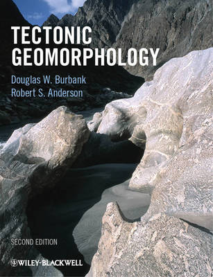 Tectonic Geomorphology (Hardback)