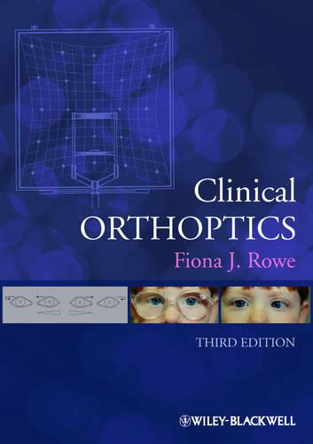 Clinical Orthoptics (Paperback)