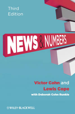 News and Numbers: A Writer's Guide to Statistics (Hardback)