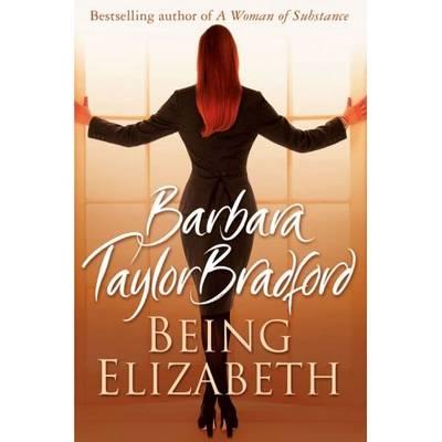 Being Elizabeth (Large Print): 16 Point (Paperback)