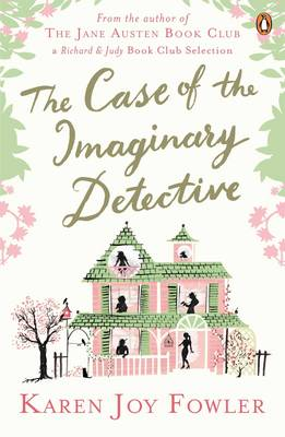 The Case of the Imaginary Detective (large Print): 16 Point (Paperback)