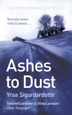 Ashes to Dust: Thora Gudmundsdottir Book 3 - Thora Gudmundsdottir (Paperback)