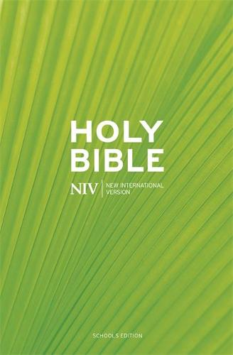 NIV Schools Hardback Bible - New International Version (Hardback)