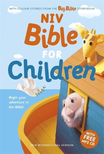 NIV Bible for Children: (NIV Children's Bible) With Colour Stories from the Big Bible Storybook - New International Version (Hardback)