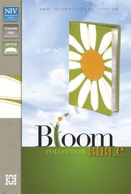 NIV Thinline Daisy Bible - New International Version (Paperback)