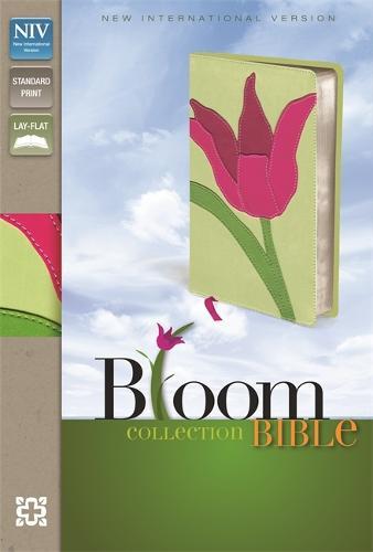 NIV Thinline Tulip Bible - New International Version (Paperback)
