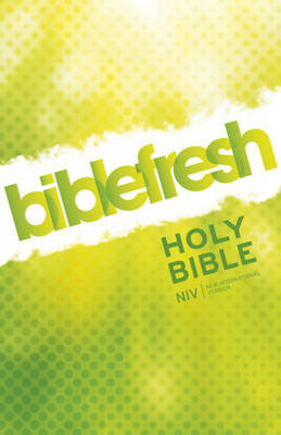 NIV Biblefresh Bible (Paperback)