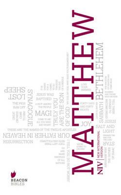 NIV Gospel of Matthew - New International Version (Paperback)