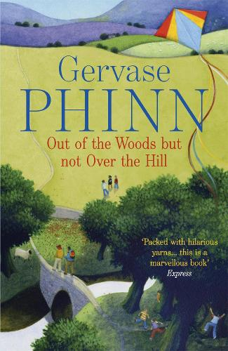 Out of the Woods But Not Over the Hill (Paperback)