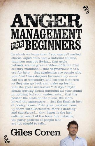 Anger Management (for Beginners) (Paperback)