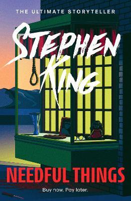 Needful Things (Paperback)