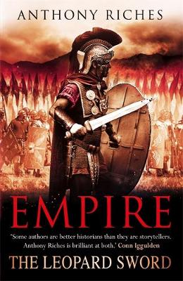 The Leopard Sword: Empire IV - Empire series (Hardback)