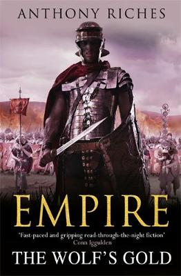 The Wolf's Gold - Empire V (Hardback)