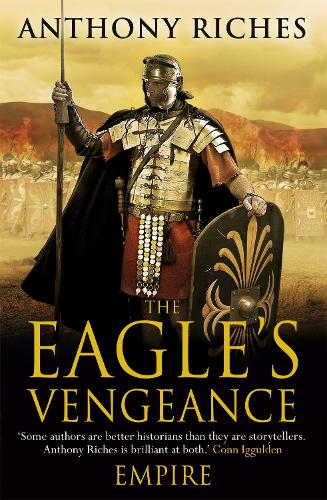 The Eagle's Vengeance: Empire VI - Empire series (Paperback)
