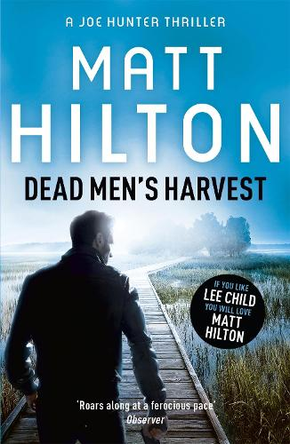 Dead Men's Harvest - Joe Hunter (Paperback)