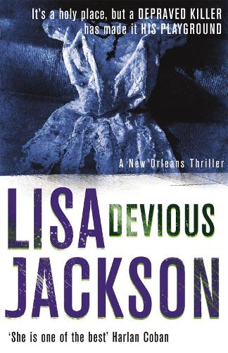 Devious: New Orleans series, book 7 - New Orleans thrillers (Paperback)