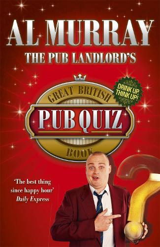The Pub Landlord's Great British Pub Quiz Book (Paperback)