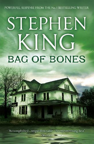 a review of bag of bones by stephen king Leaving viking for the storied literary patina of scribner, current or not, king seemingly strives on the page for a less vulgar gloss.