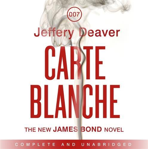 Carte Blanche (CD-Audio)