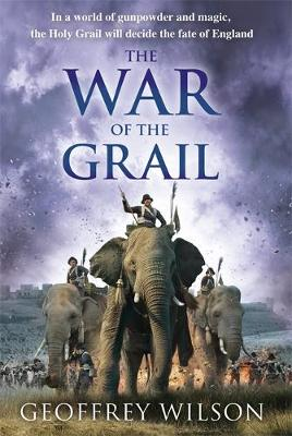 The War of the Grail (Hardback)