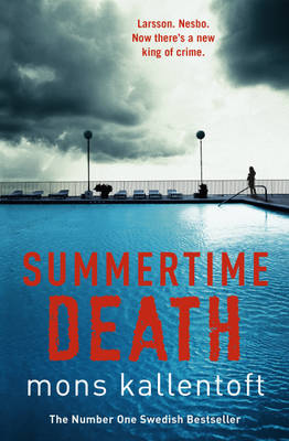 Summertime Death - Malin Fors 2 (Paperback)