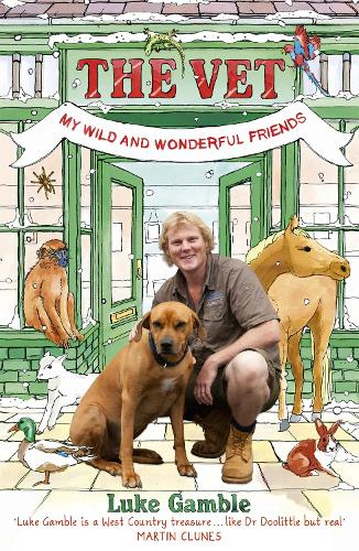 The Vet: my wild and wonderful friends (Paperback)