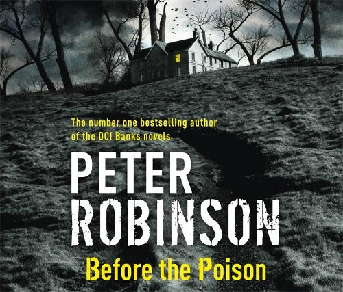 Before the Poison (CD-Audio)