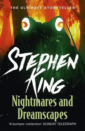 Nightmares and Dreamscapes (Paperback)