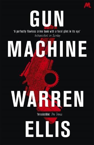 Gun Machine (Paperback)