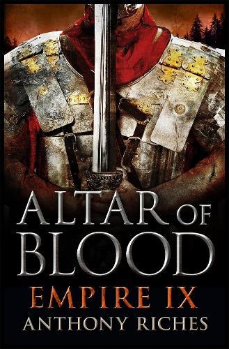 Altar of Blood: Empire IX - Empire series (Paperback)
