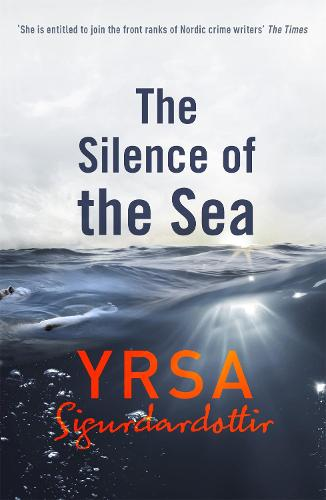 The Silence of the Sea: Thora Gudmundsdottir Book 6 - Thora Gudmundsdottir (Paperback)