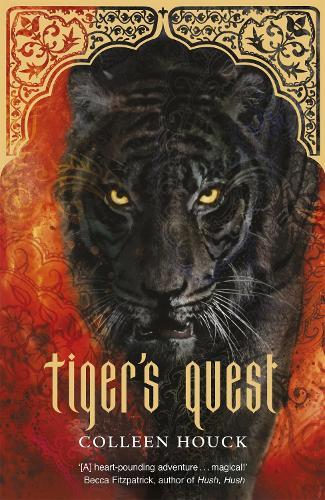 Tiger's Quest: Tiger Saga Book 2 (Paperback)