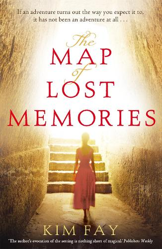 The Map of Lost Memories (Paperback)