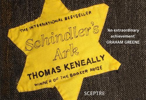 Schindler's Ark (flipback edition) (Paperback)
