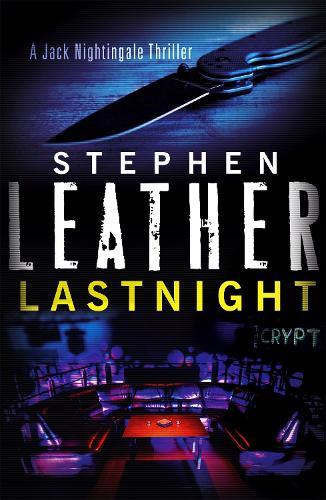 Lastnight: The 5th Jack Nightingale Supernatural Thriller (Paperback)