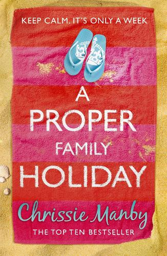A Proper Family Holiday - Proper Family (Paperback)