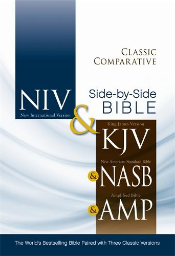 Classic Comparative Side-by-Side Bible - New International Version (Hardback)