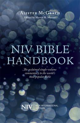 NIV Bible Handbook (Hardback)