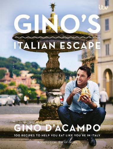 Gino's Italian Escape (Book 1) - Gino's Italian Escape (Hardback)