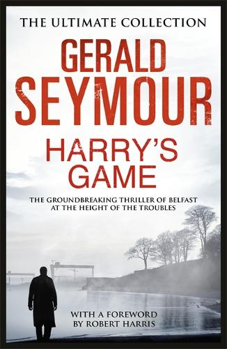 Harry's Game (Paperback)
