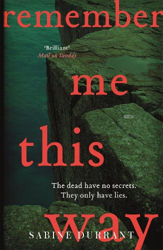 Remember Me This Way (Paperback)