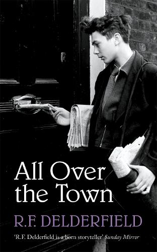 All Over the Town (Paperback)
