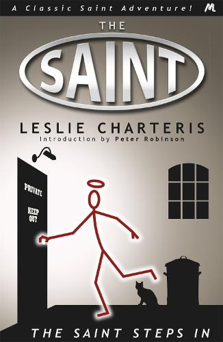 The Saint Steps In (Paperback)